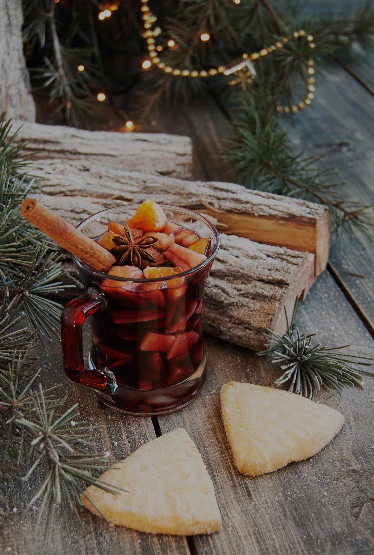 Fox and Goose – Christmas Drinks
