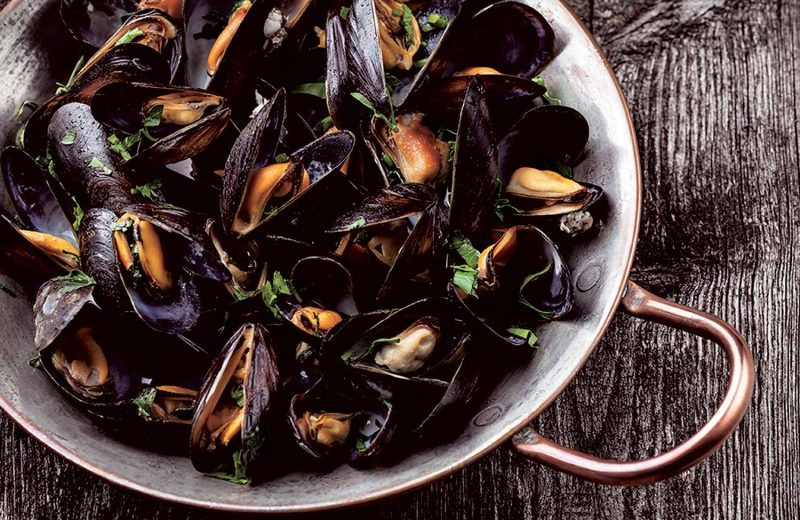 Fox and Goose - Mussels
