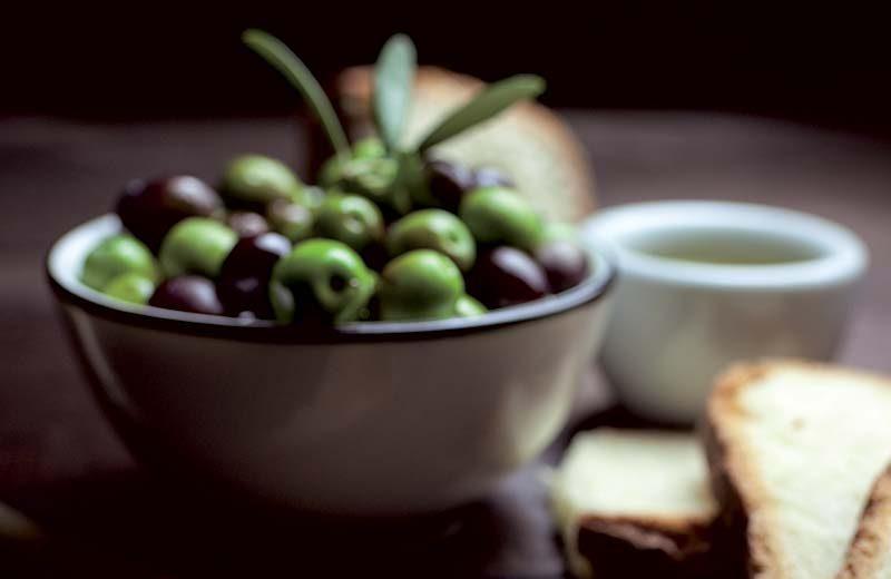 Fox & Goose Olives